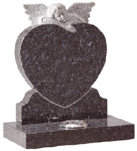 Warwick Heart Shaped Memorial